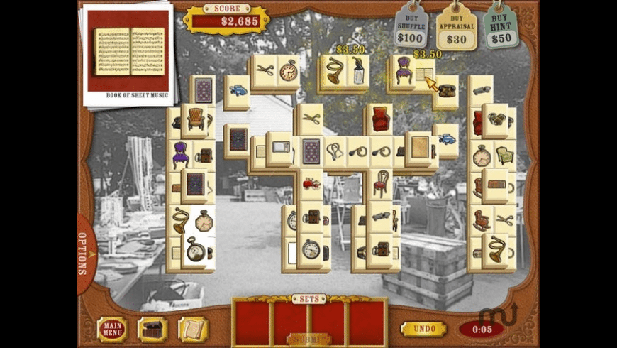 Mahjong Roadshow for Mac - review, screenshots