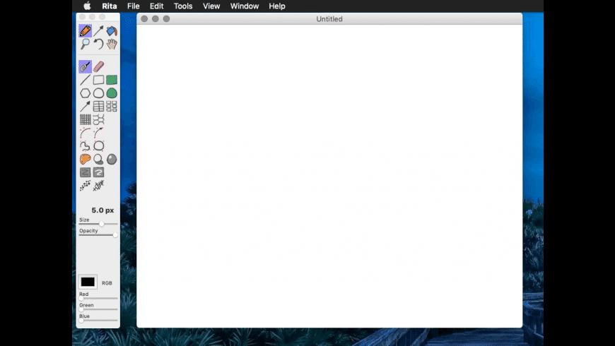 Rita for Mac - review, screenshots