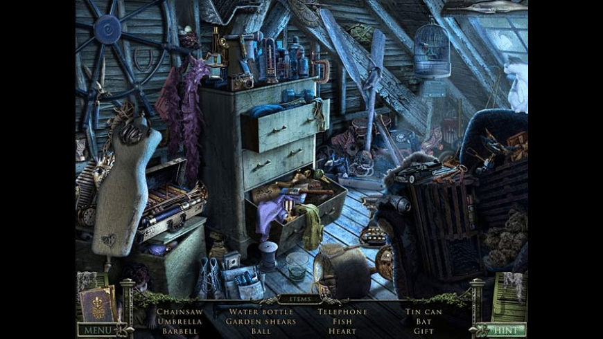 Mystery Case Files: 13th Skull CE for Mac - review, screenshots