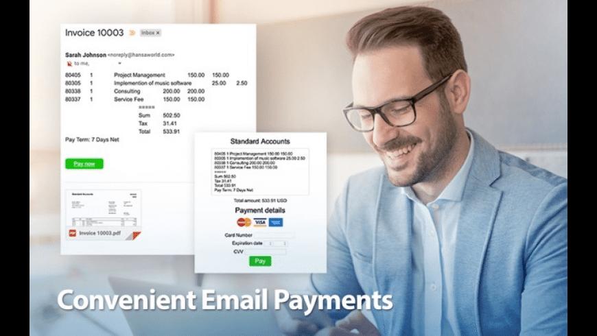 Standard Accounts for Mac - review, screenshots