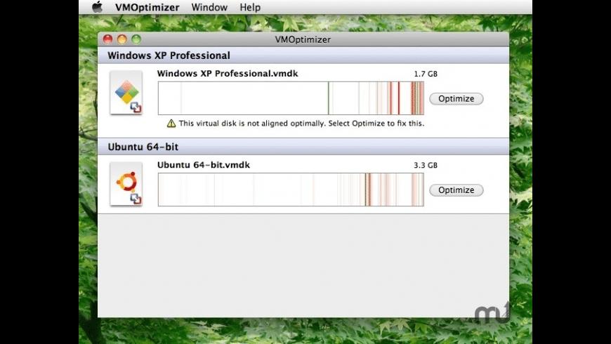 VMOptimizer for Mac - review, screenshots