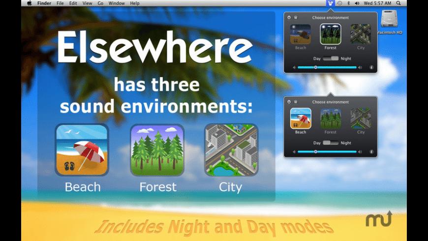 Elsewhere for Mac - review, screenshots