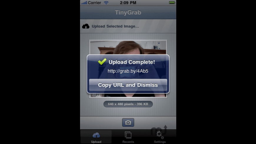 TinyGrab for Mac - review, screenshots