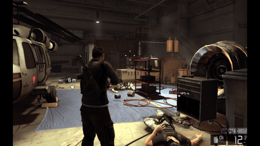 Tom Clancy's Splinter Cell Conviction for Mac - review, screenshots