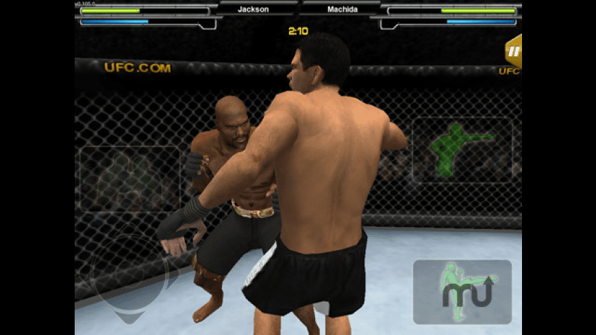 UFC Undisputed 2010 for Mac - review, screenshots