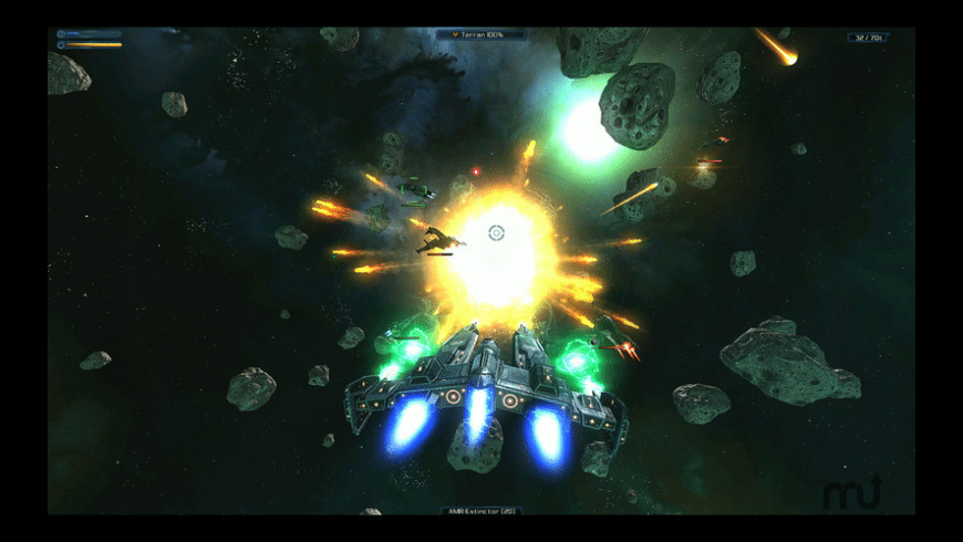 Galaxy On Fire 2 for Mac - review, screenshots