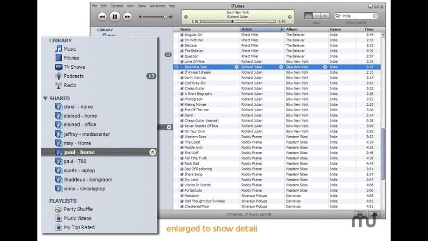 Simplify Media for Mac - review, screenshots