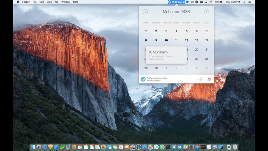 Elyoum for Mac - review, screenshots