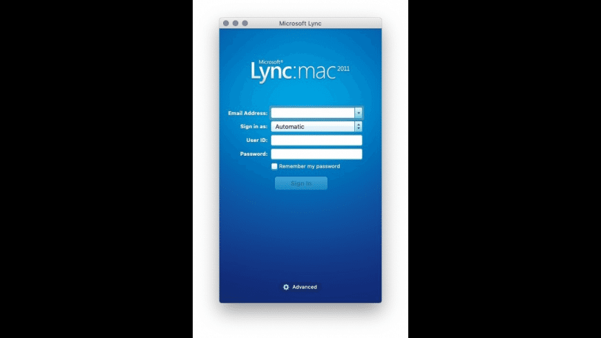 Microsoft Lync for Mac - review, screenshots