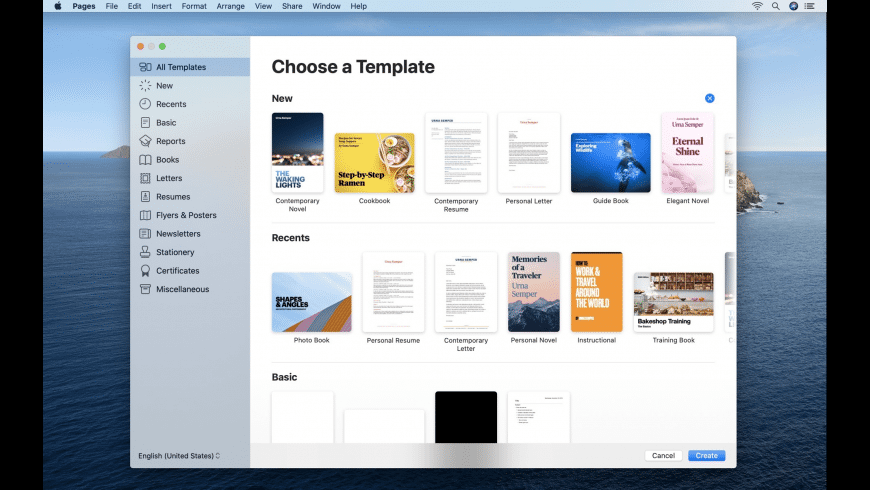 Apple Pages For Mac Download Free Latest Version Macos