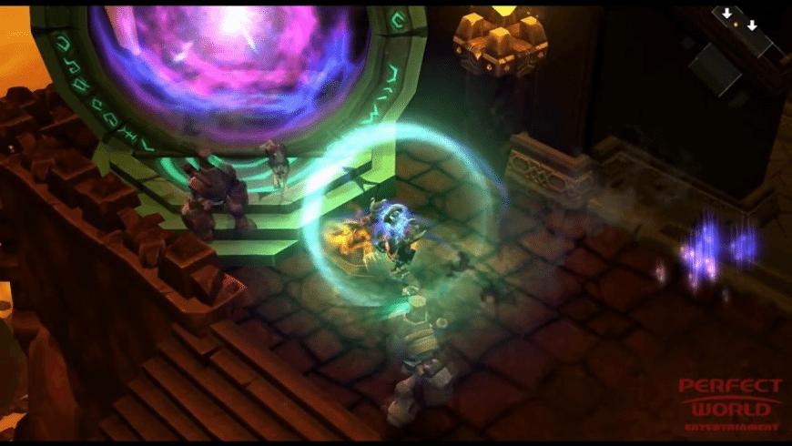 Torchlight for Mac - review, screenshots