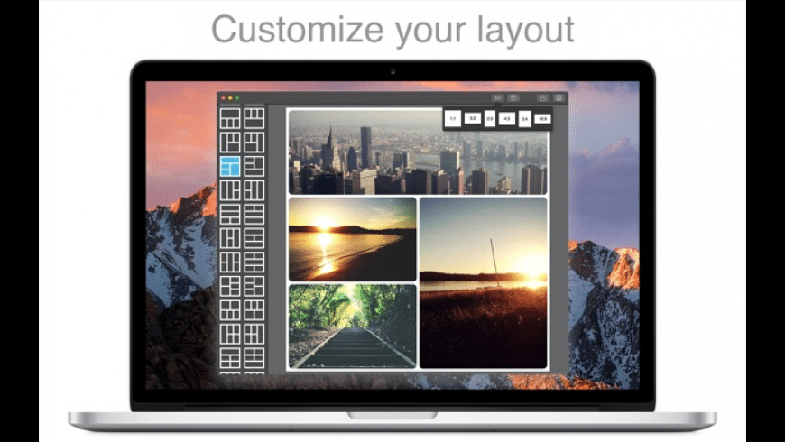 PicFrame for Mac - review, screenshots