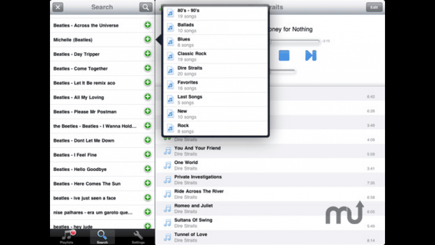 4shared Music for Mac - review, screenshots