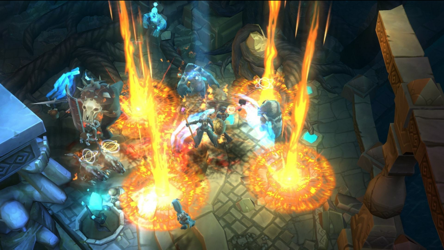 Torchlight II for Mac - review, screenshots