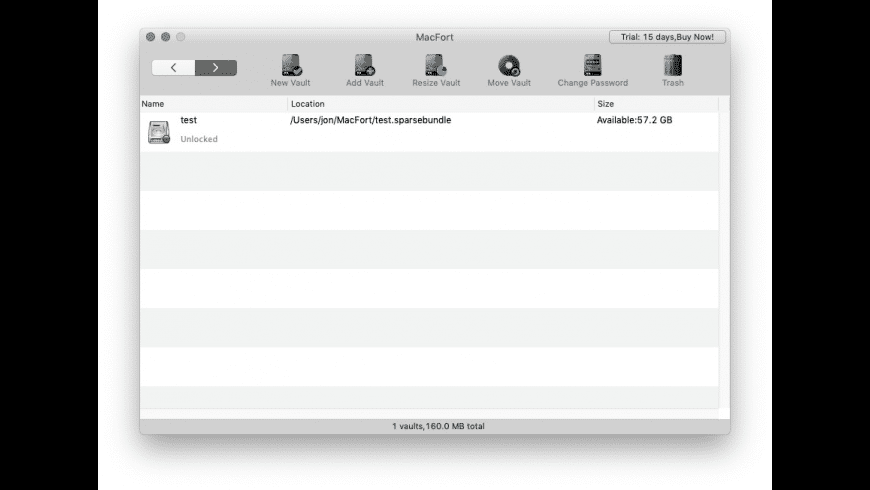 MacFort for Mac - review, screenshots