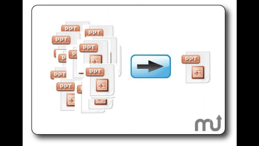 PowerPoint Merger for Mac - review, screenshots