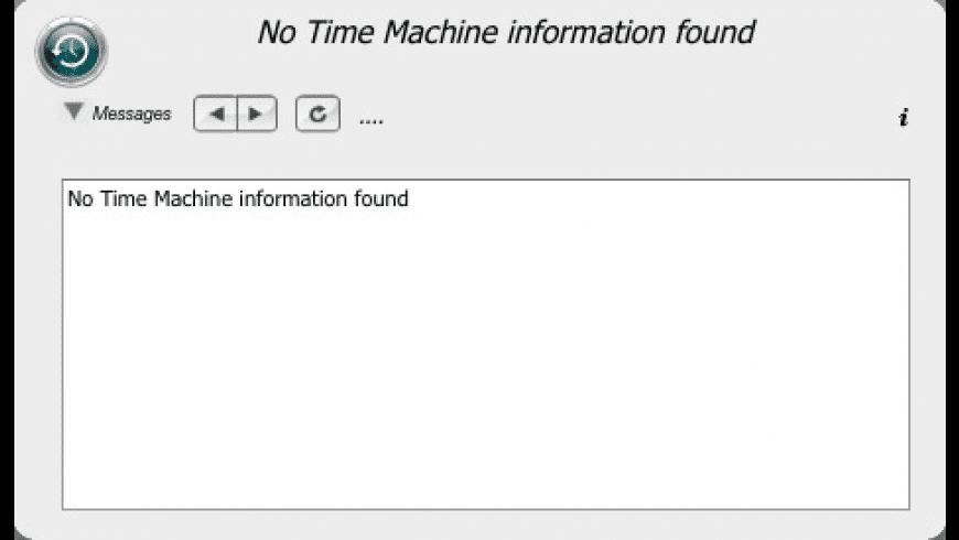 Time Machine Buddy for Mac - review, screenshots