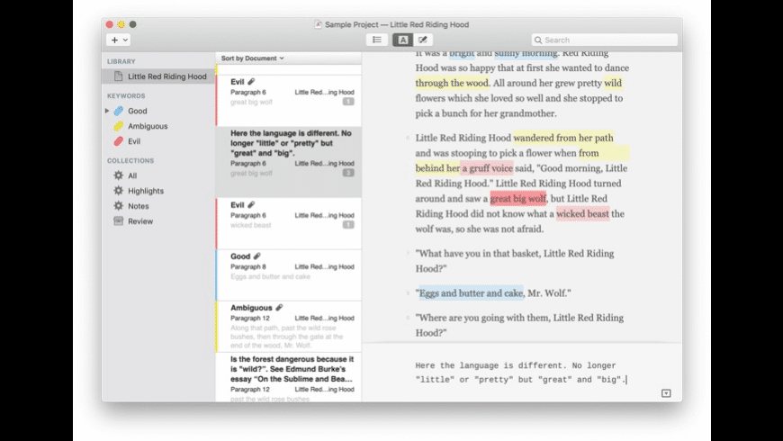 Annotations for Mac - review, screenshots