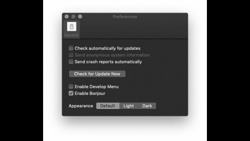 Antetype Web for Mac - review, screenshots