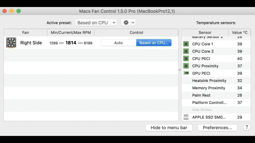 Macs Fan Control For Mac Download Free Latest Version Macos