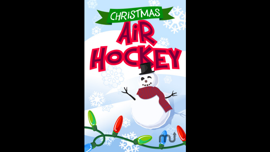 Christmas Air Hockey for Mac - review, screenshots