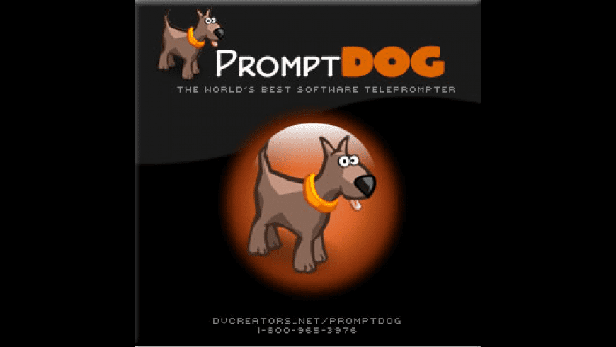 PromptDog for Mac - review, screenshots