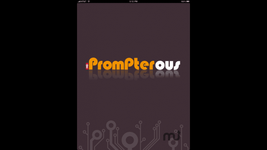 Prompterous HD for Mac - review, screenshots
