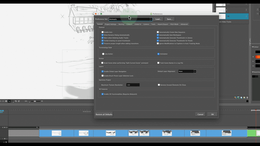 Storyboard Pro for Mac - review, screenshots