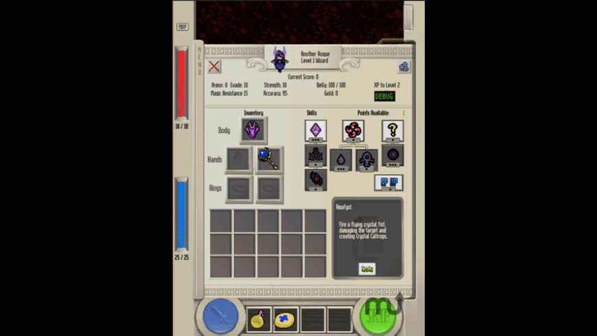 100 Rogues for Mac - review, screenshots
