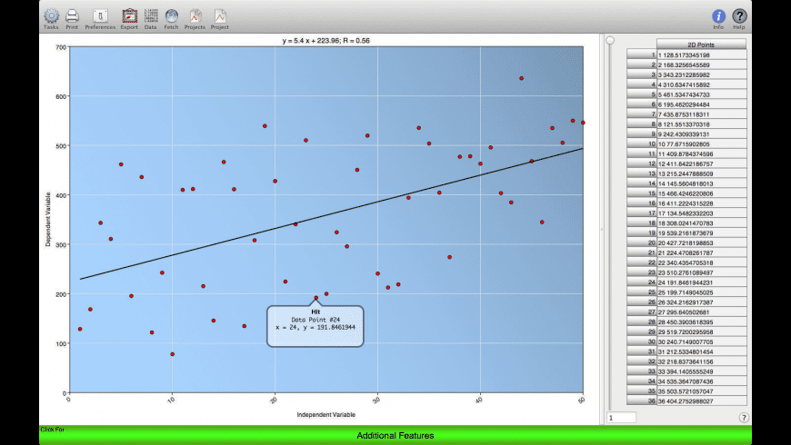Graph for Mac - review, screenshots