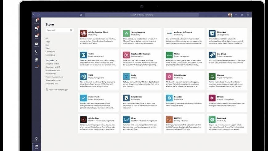 Microsoft Teams for Mac - review, screenshots