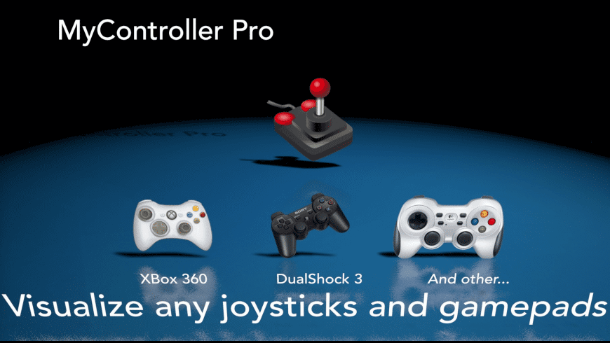 MyController Pro for Mac - review, screenshots