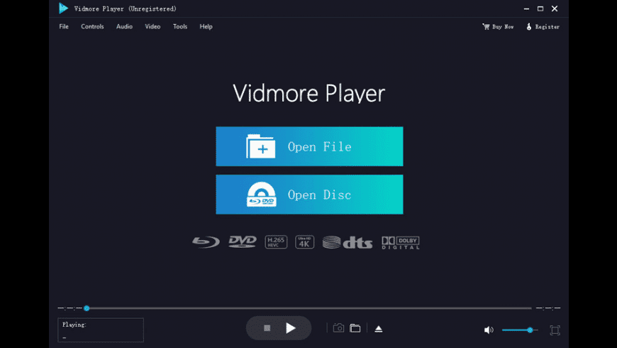 Vidmore Player for Mac - review, screenshots