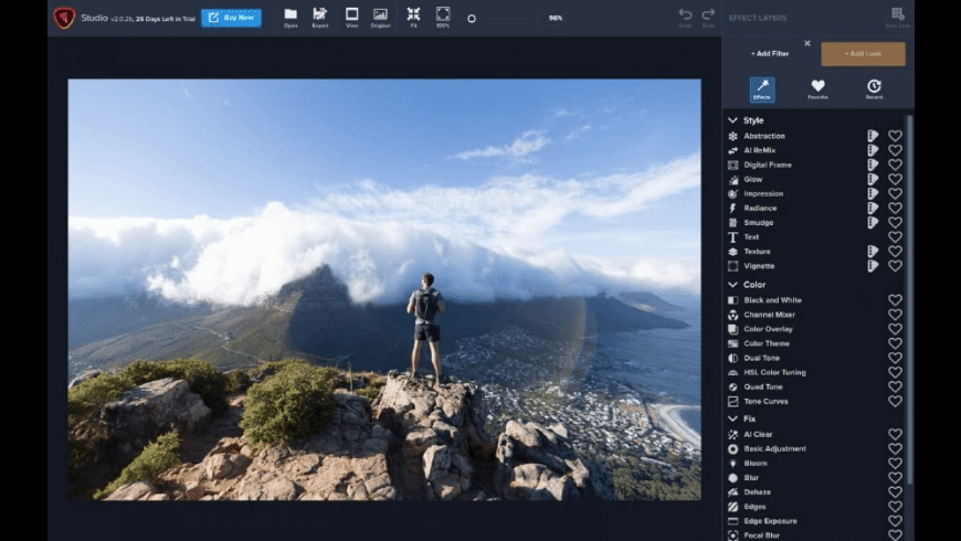 Topaz Studio 2 for Mac - review, screenshots