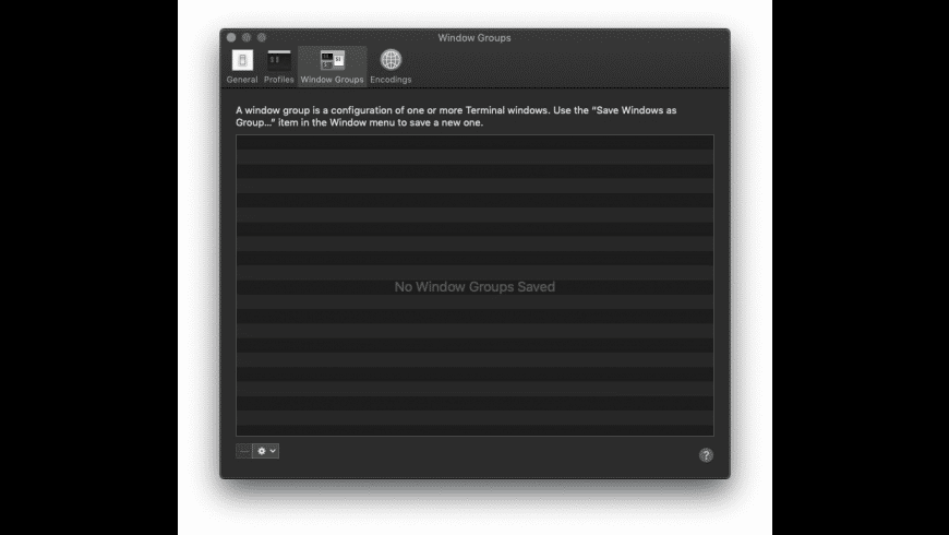 Less Termlet for Mac - review, screenshots