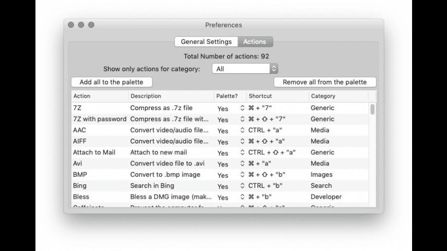 Vortex for Mac - review, screenshots