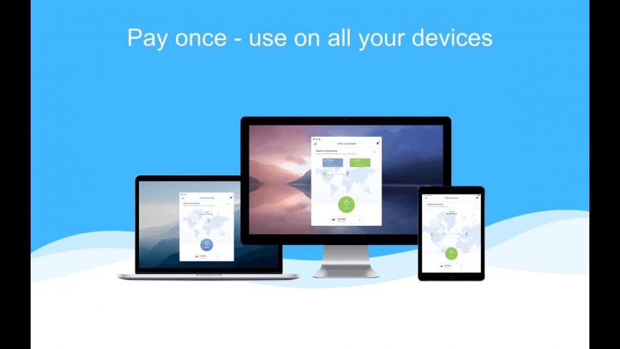 VPN Unlimited for Mac - review, screenshots