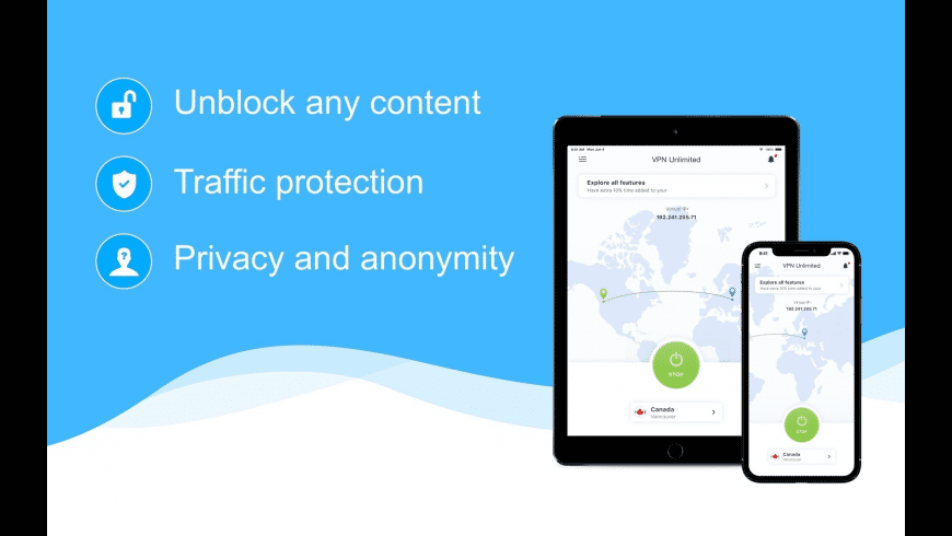 VPN Unlimited for Mac - review, screenshots
