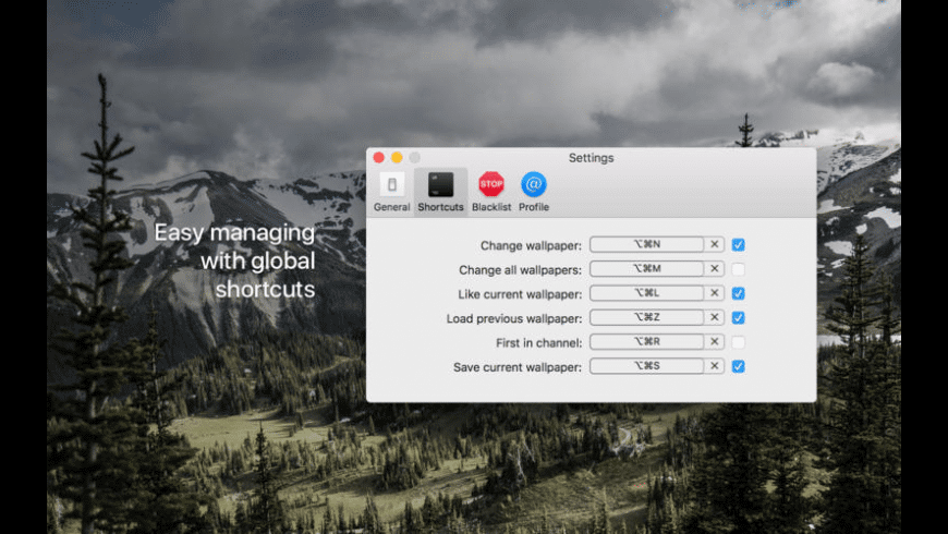 Irvue for Mac - review, screenshots