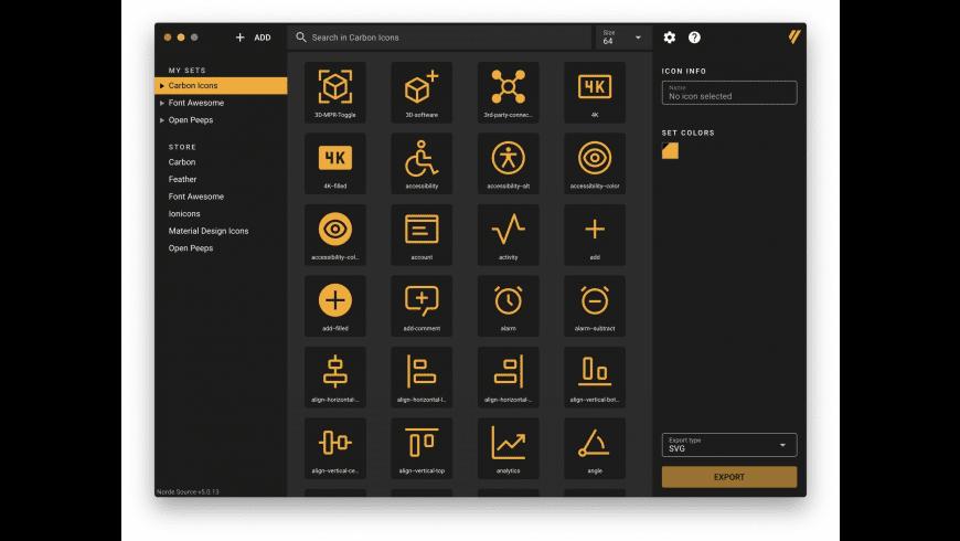 Norde Source for Mac - review, screenshots