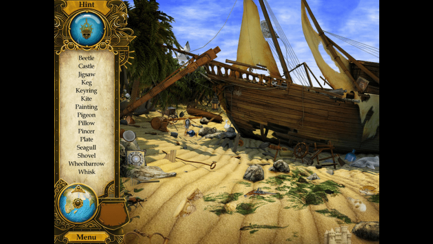 Pirate Mysteries for Mac - review, screenshots