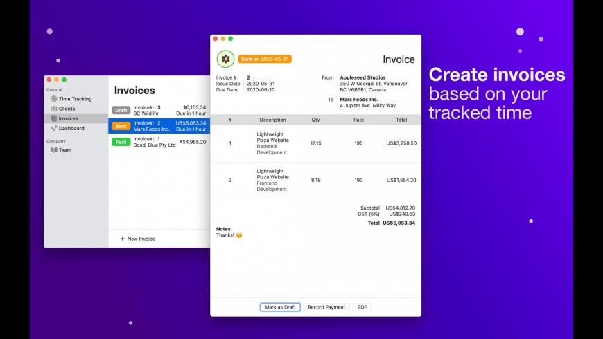 Orbit for Mac - review, screenshots