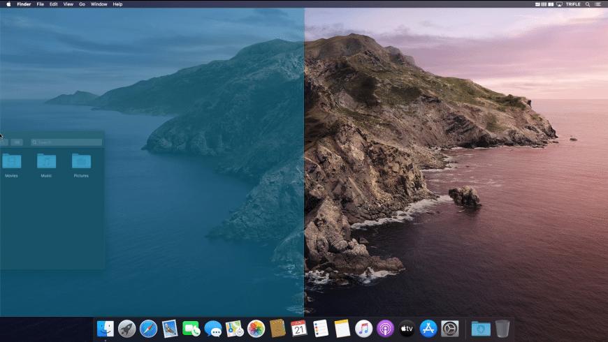 Arrange for Mac - review, screenshots