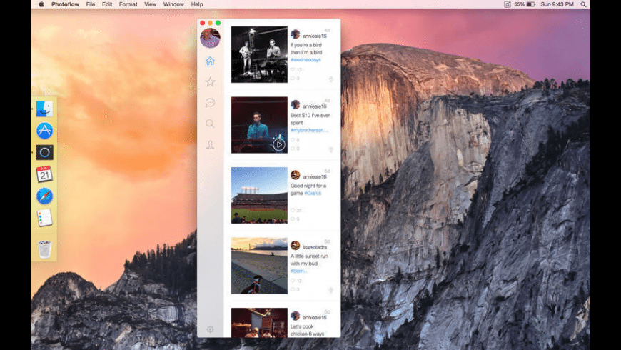 Photoflow for Mac - review, screenshots