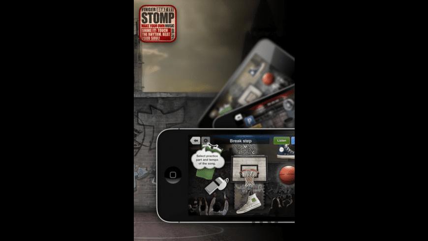 Finger Stomp for Mac - review, screenshots