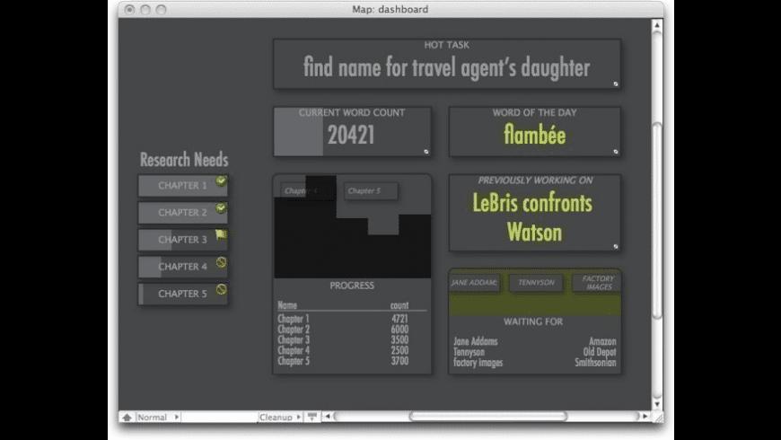 Tinderbox for Mac - review, screenshots