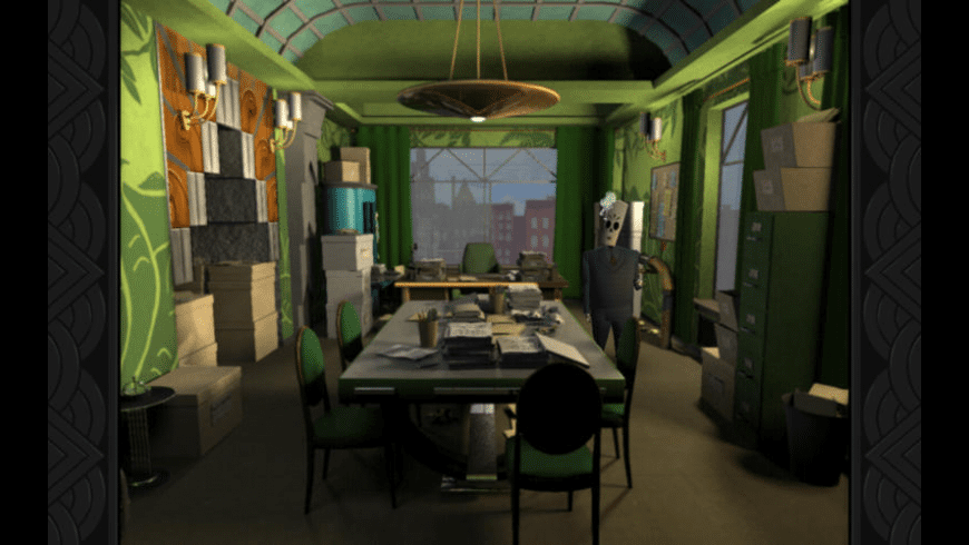 Grim Fandango Remastered for Mac - review, screenshots