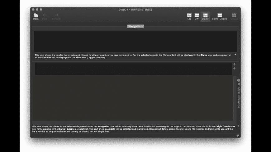DeepGit for Mac - review, screenshots