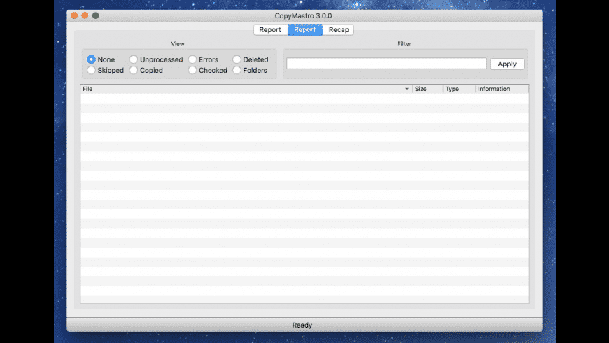 CopyMastro for Mac - review, screenshots