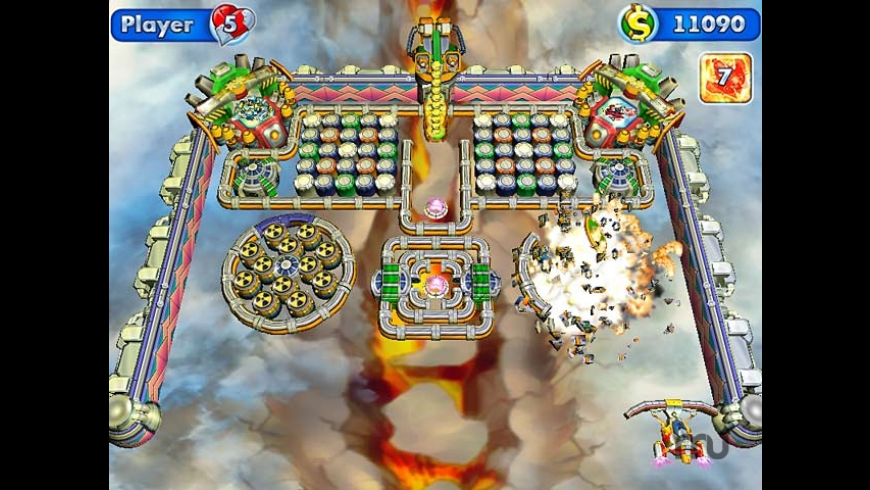 Action Ball 2 for Mac - review, screenshots